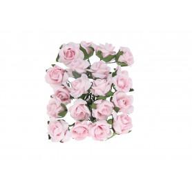 Искусственный цветок: розочка