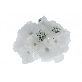 Kwiaty sztuczne hortensja