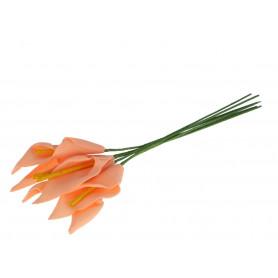 KALLA PIANKOWA (wyrobowa)-Kwiaty sztuczne