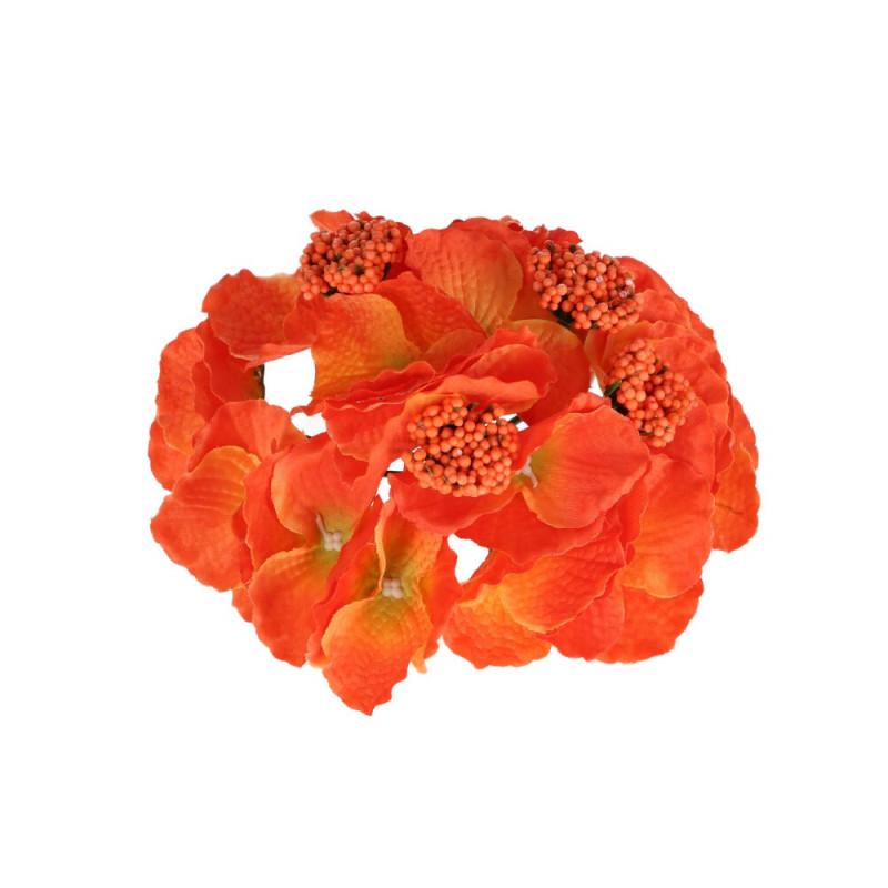 HORTENSJA WYROBOWA-Kwiaty sztuczne