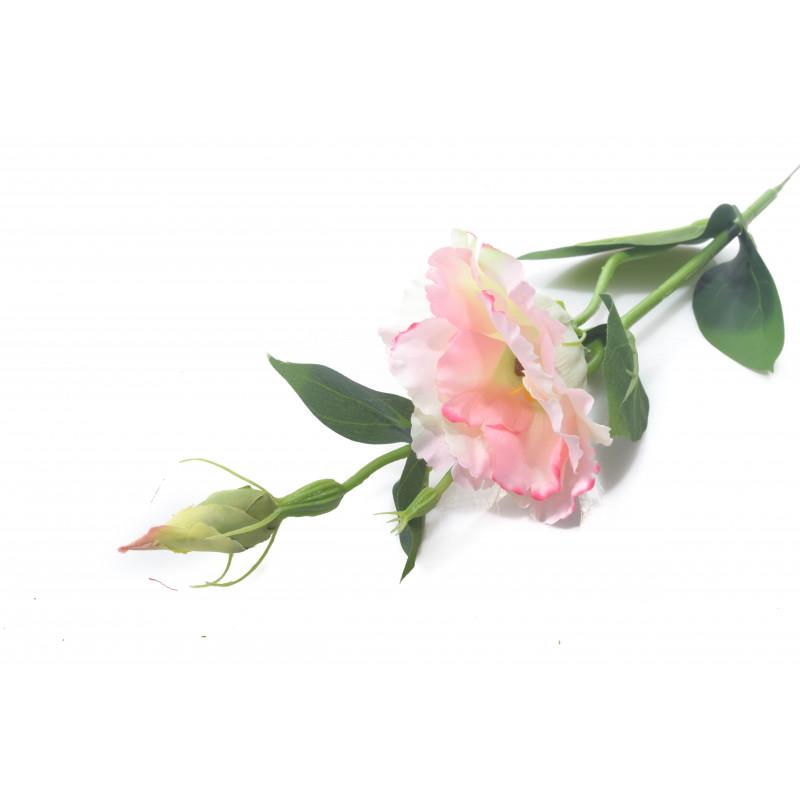 Kwiaty sztuczne: eustoma pojedyncza