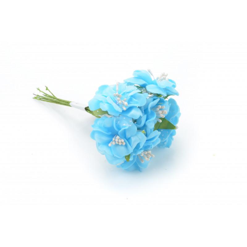 WIĄZKA KWIATKÓW-Kwiaty sztuczne