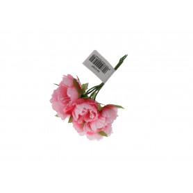 Kwiaty sztuczne bukiet z ryżykiem