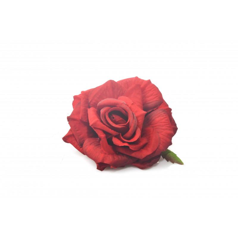 Kwiaty sztuczne róża velvet