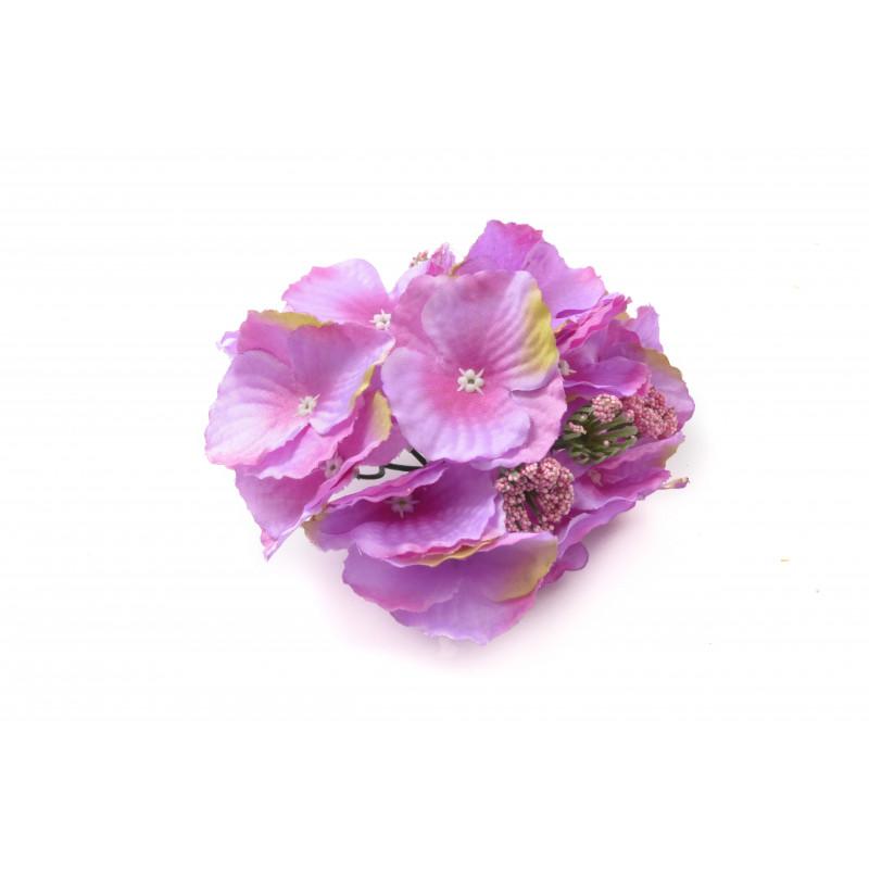 Kwiat sztuczny: wyrobowa hortensja