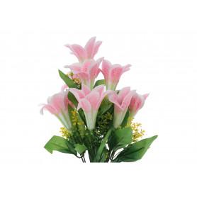 Kwiaty sztuczne bukiet amarylis