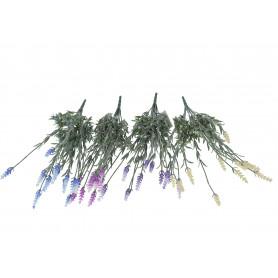 Kwiaty sztuczne bukiet lawenda dodatek
