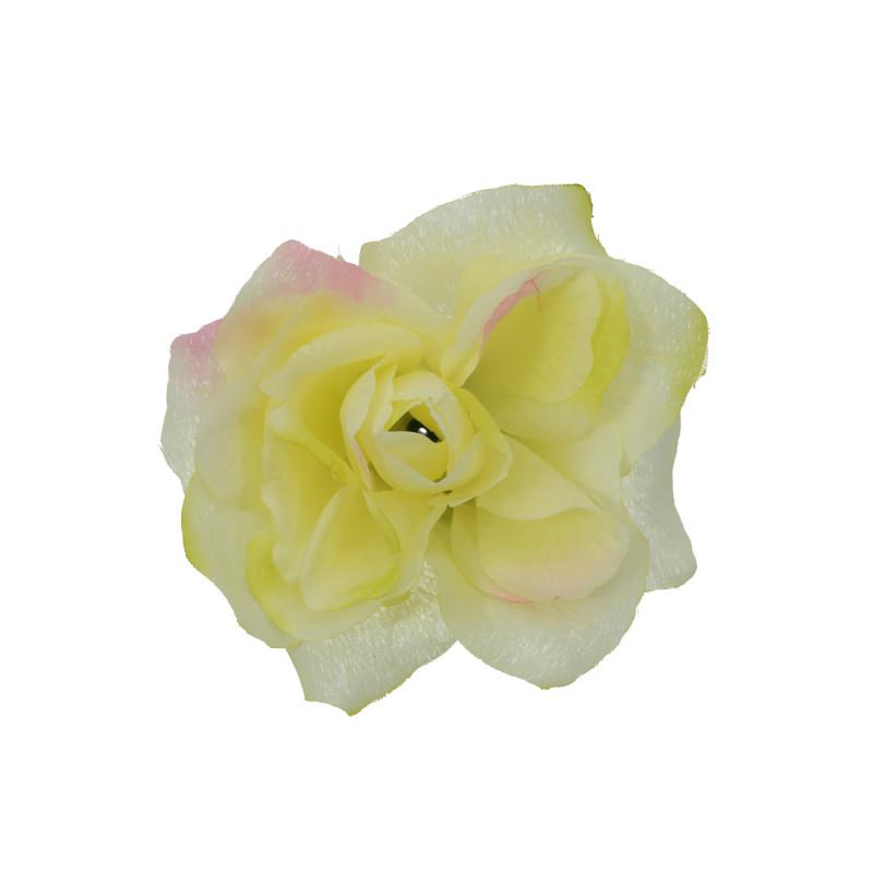 Kwiaty sztuczne róża wyr.