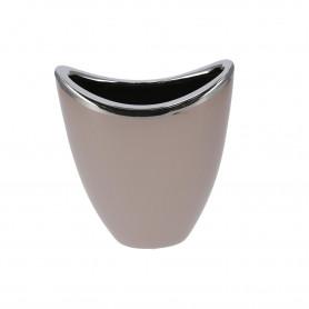 Ceramiczny wazon 21x11,5x25cm