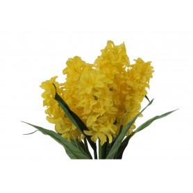 Kwiaty sztuczne bukiet hiacynt