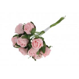Kwiaty sztuczne bukiet pianka
