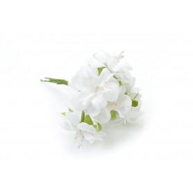 Wiązka piankowych kwiatków