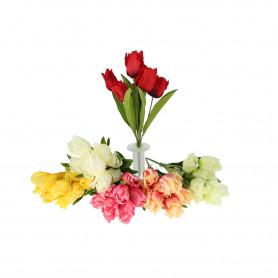 Kwiaty sztuczne tulipan bukiet