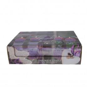 Świeca lavender boutique 20szt