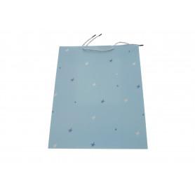 Papier torebka -mono kolor