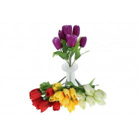 Kwiat sztuczny bukiet tulipan