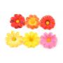 Искусственные цветы: георгин (бутон )