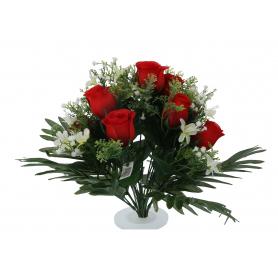 Bukiet Róż z dodatkami