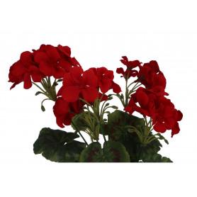 Kwiaty sztuczne pelargonia