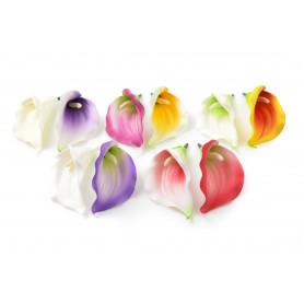 Kwiat sztuczny: piankowa KALLA mała