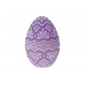 Świeca jajko z niespodzianką Kurczak