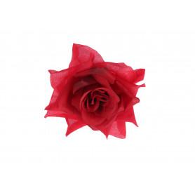 Kwiaty sztuczne róża wyrobowa główka