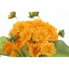 Kwiaty sztuczne bukiet margarytka