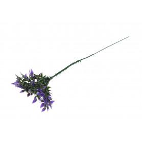 Kwiat sztuczny beniaminek plastik kolory