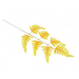 SATYNOWY LIŚĆ PAPROCI (liście)-Kwiaty sztuczne