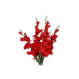 Kwiaty sztuczne mieczyk bukiet