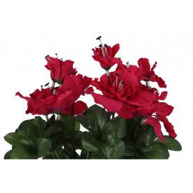 Kwiaty sztuczne bukiet azalia