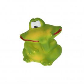 Ceramiczna figurka żaba gig.