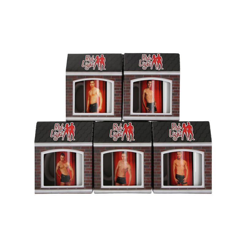 Ceramika kubek RED LIGHT