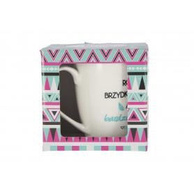 Ceramiczny kubek NBC 400 ml