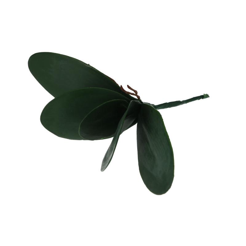 Kwiaty sztuczne: PIANKOWY LIŚĆ STORCZYK