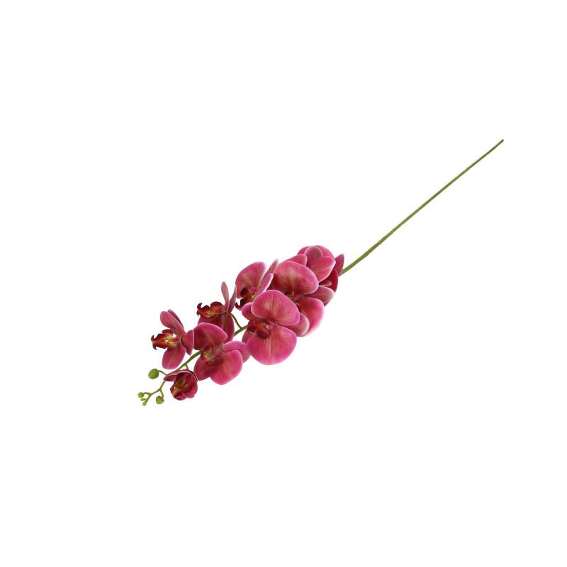 Kwiaty sztuczne storczyk gumowy