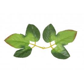 Искусственные цветы: лист розы ( лист )
