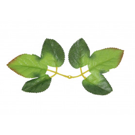 LIŚĆ RÓŻY serwetka (liść)- Kwiaty sztuczne