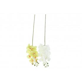 Kwiaty sztuczne storczyk pojedynczy