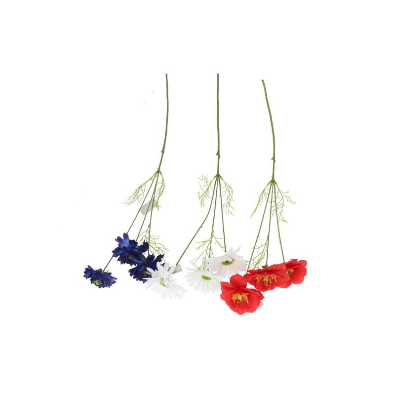 Kwiaty sztuczne: gałązka pojedyncza