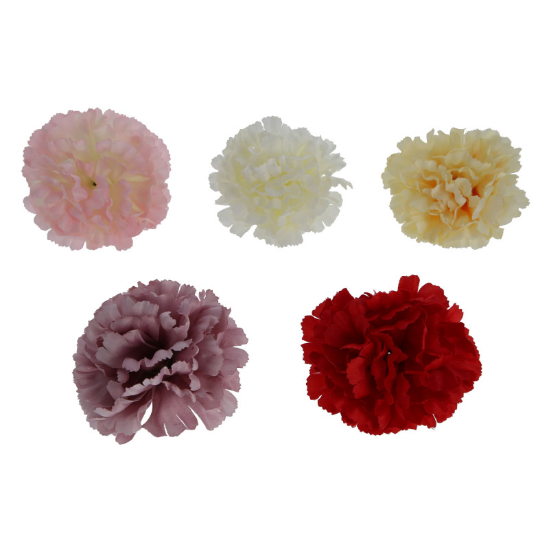 Kwiaty sztuczne goździk