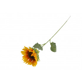 Kwiaty sztuczne słonecznik łodyga