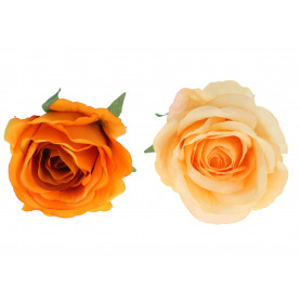 Kwiaty sztuczny RÓŻA wyrobowa pąk