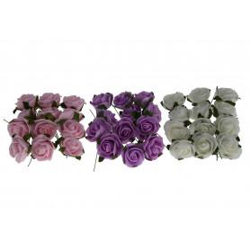 Kwiaty sztuczne buk.różyczka