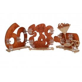 Металлический декоративный шпатель