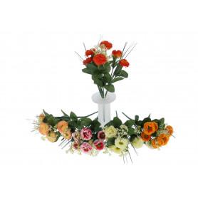 Kwiat sztuczny bukiet stokrotka