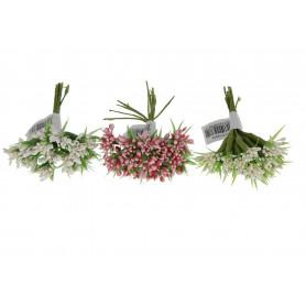 Kwiaty sztuczne ryżyk drobny