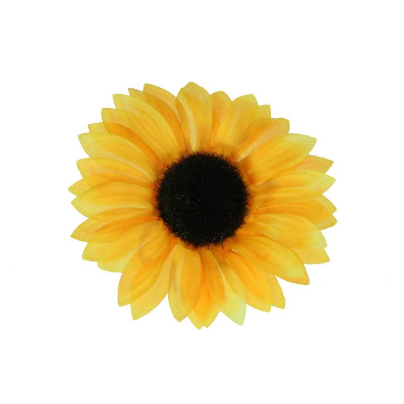 Kwiaty sztuczne słonecznik wyrobowy