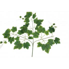 Kwiaty sztuczne liść winogrona 70x60cm