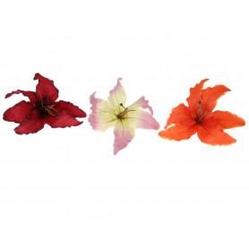 LILIA ROZPIĘTA (wyrobowa)-Kwiaty sztuczne